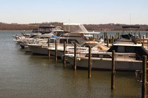 Alexandria, Virginia harbor