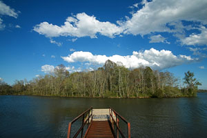 Lake Winnipesaukee dock