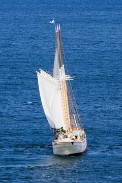 swedish sailboat